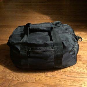 GAP Large Black Duffle Bag